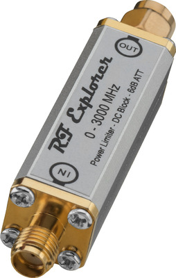 Power Limiter for RF Explorer