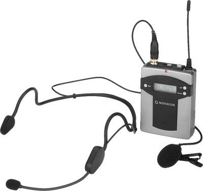 MONACOR: Audio over IP